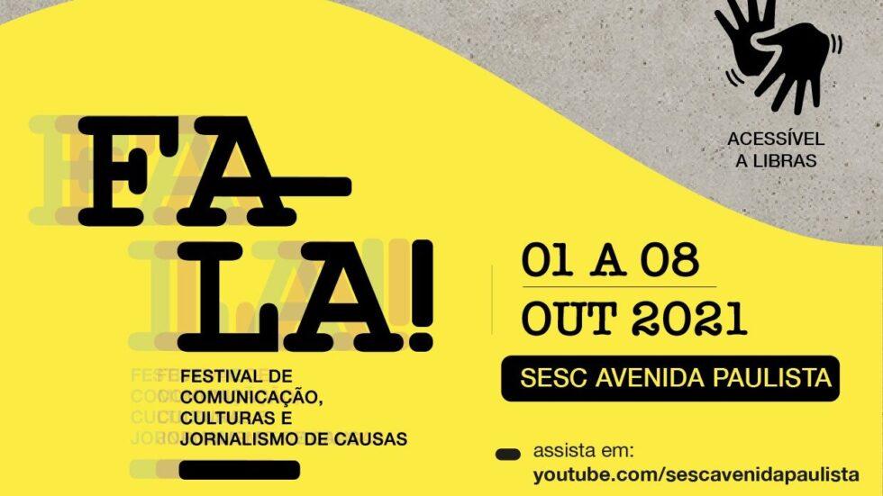 Associadas da Ajor discutem o futuro do jornalismo no Festival FALA!