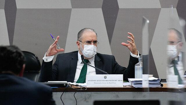Augusto Aras se manifesta a favor da suspensão de MP que altera Marco Civil da Internet