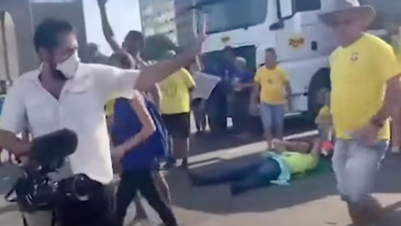 Ajor repudia violência contra jornalistas em protestos
