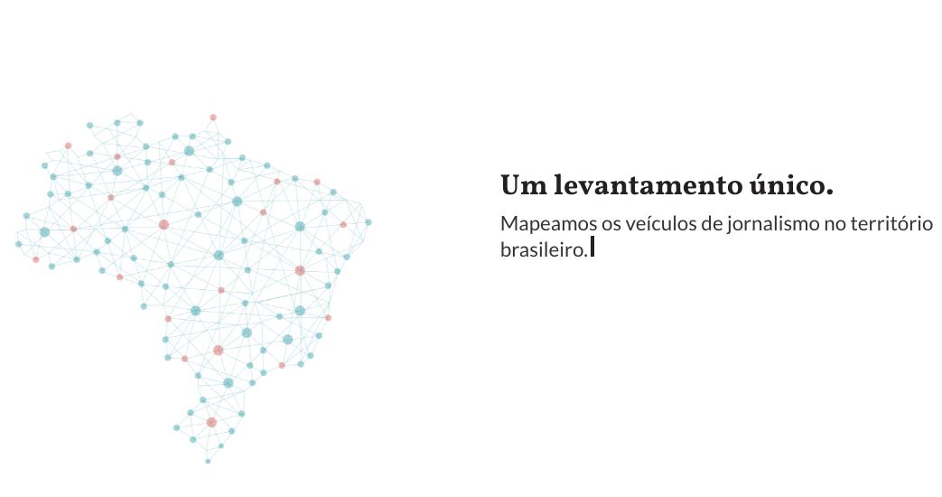 PROJOR e Volt Data Lab anunciam quinta edição do censo Atlas da Notícia
