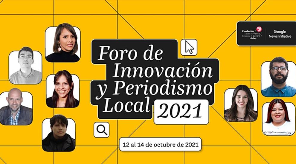 Participe do Fórum Local de Jornalismo e Inovação