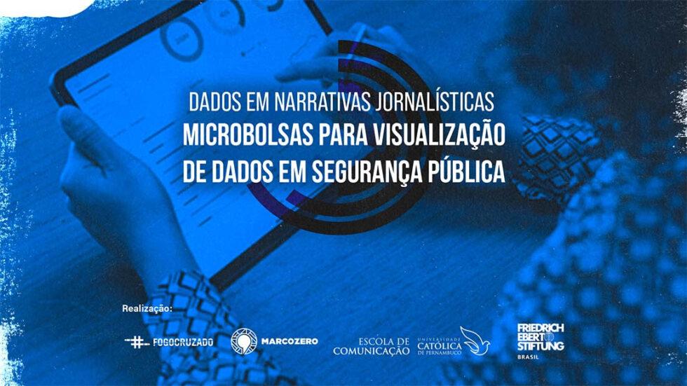 Edital oferece bolsas para laboratório-escola de jornalismo de dados em PE